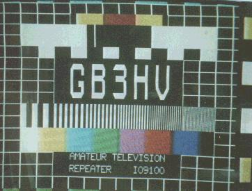 GB3HV Testcard
